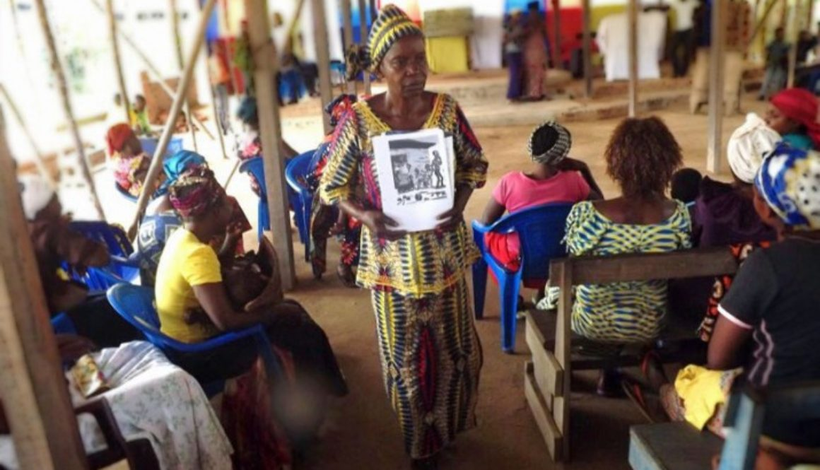 COMMUNITY HEALTH WORKERS AND THE GENDER AGENDA