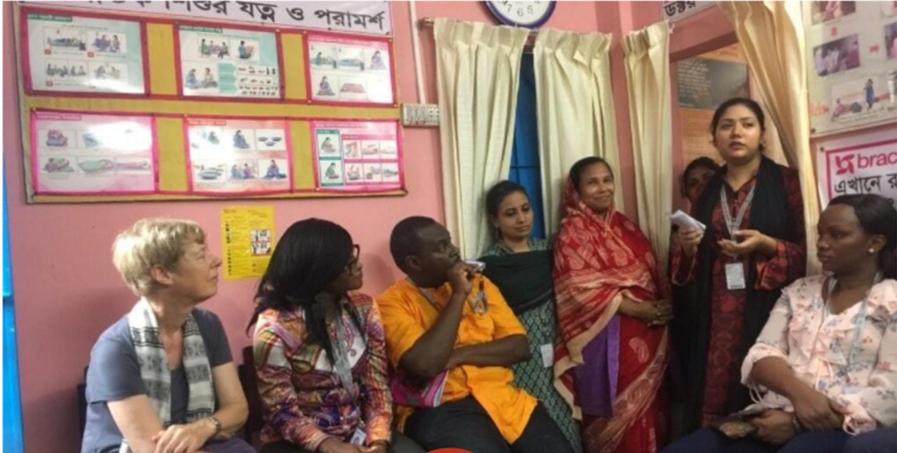 Arise staff in Bangladesh