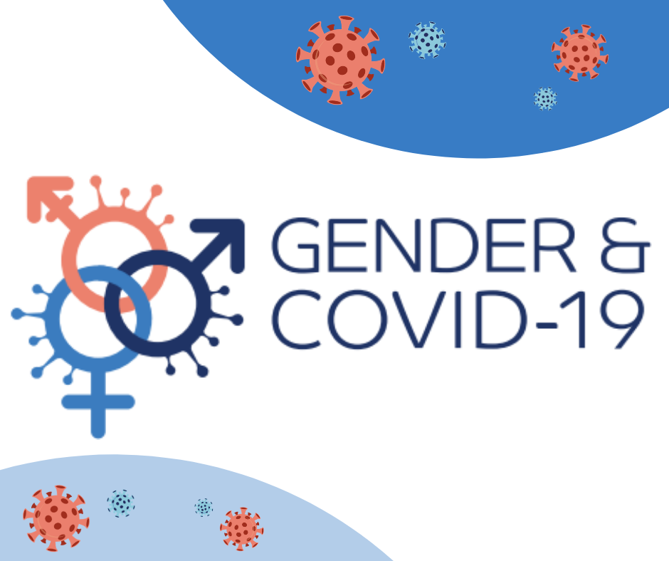 Managing communications for the Gender and COVID-19 Project