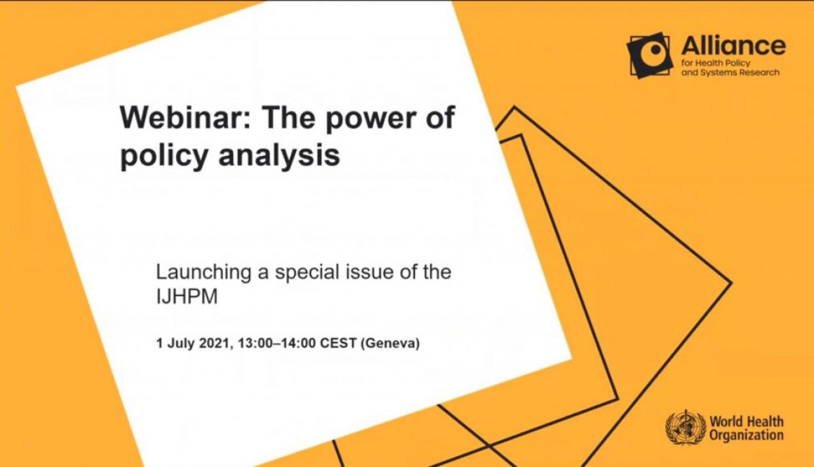 The Power of Policy Analysis